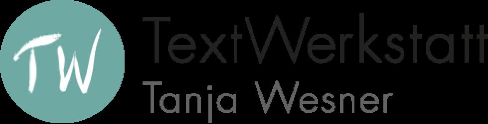 TextWerkstatt Tanja Wesner